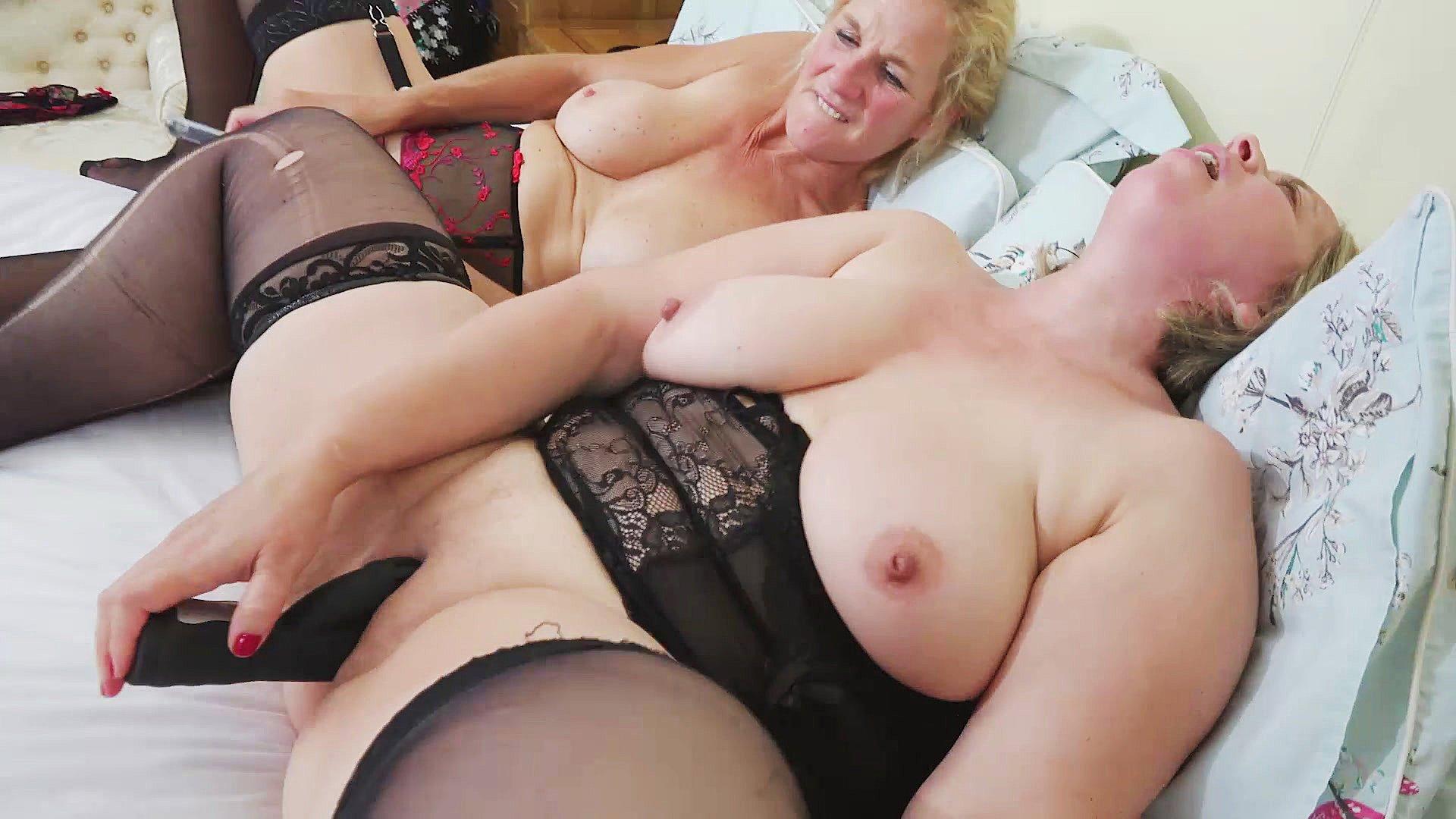 British granny lesbian porn
