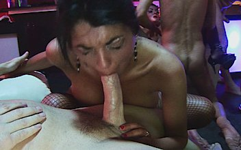 Sorry, spermkiss blowjob with