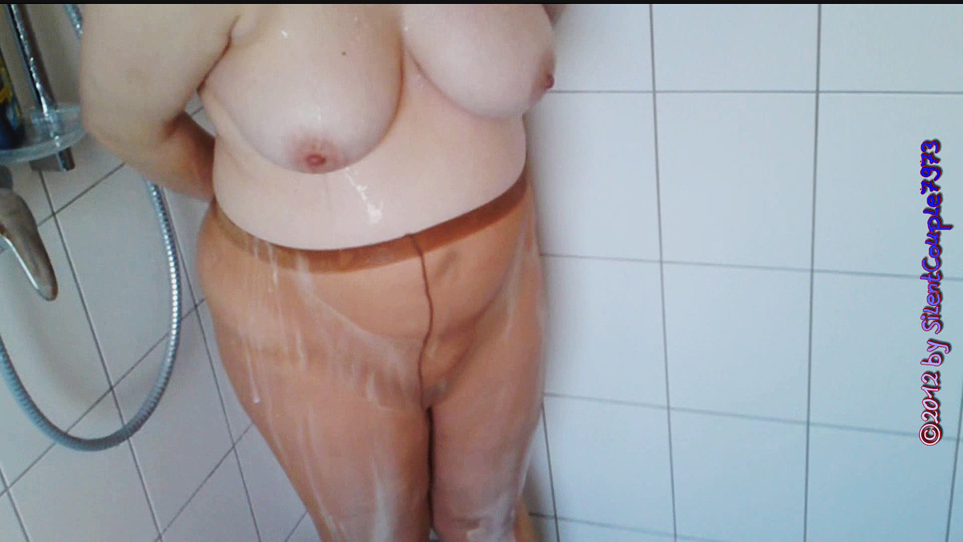 Wet Pantyhose