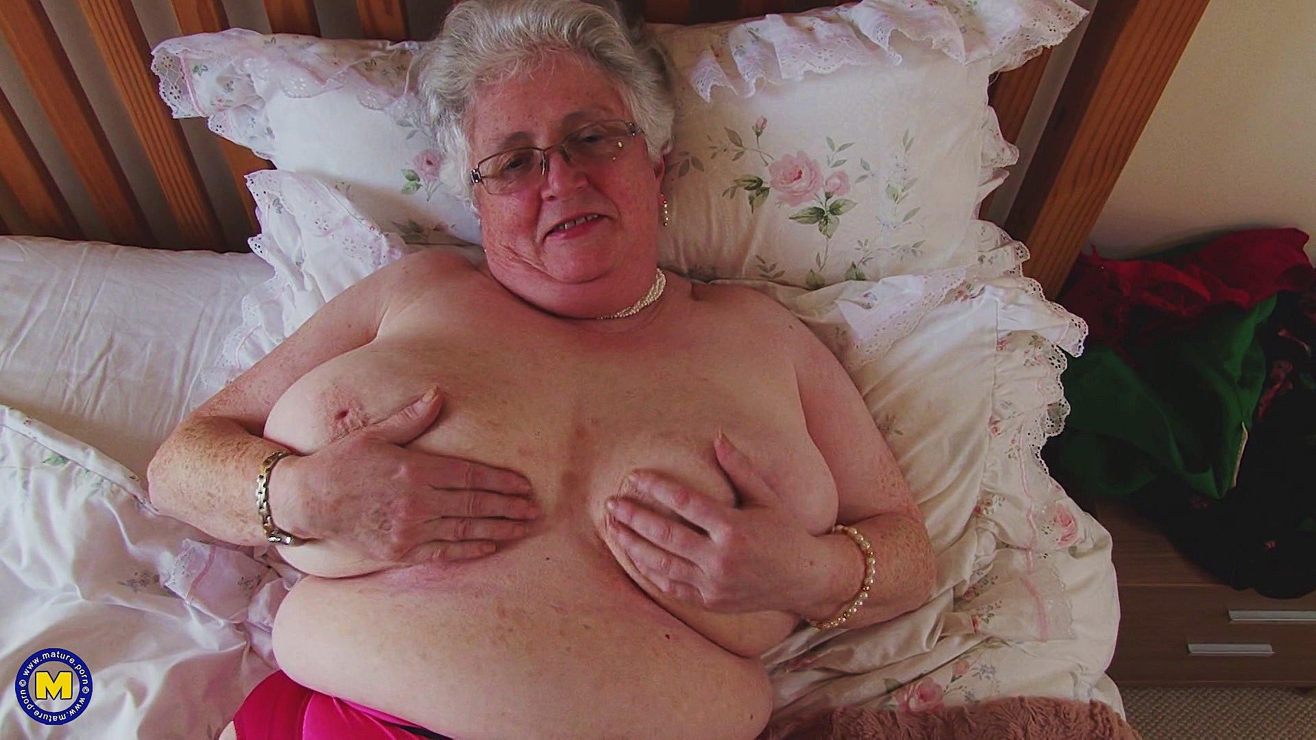 Grannys Pussy