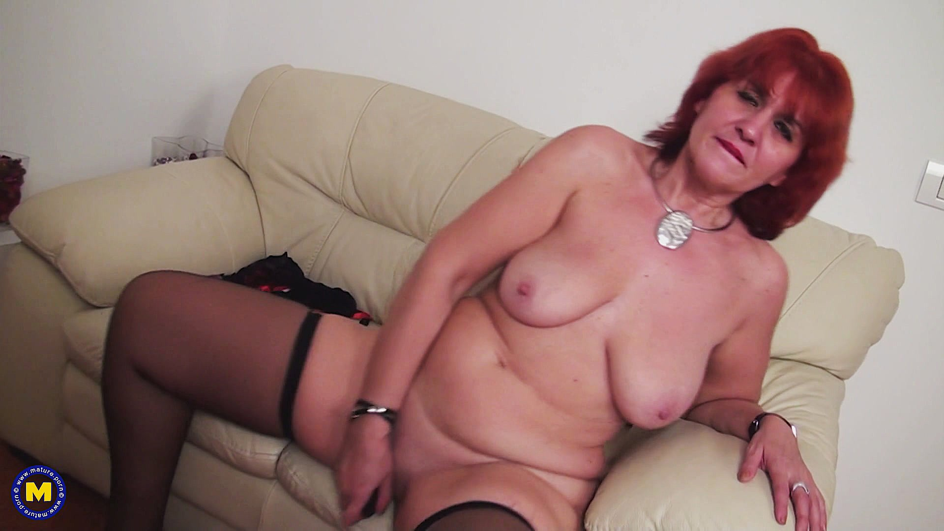 Mature redhead women with toys galleries