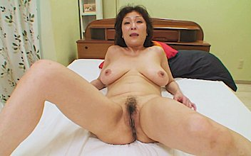 japanese old pussy