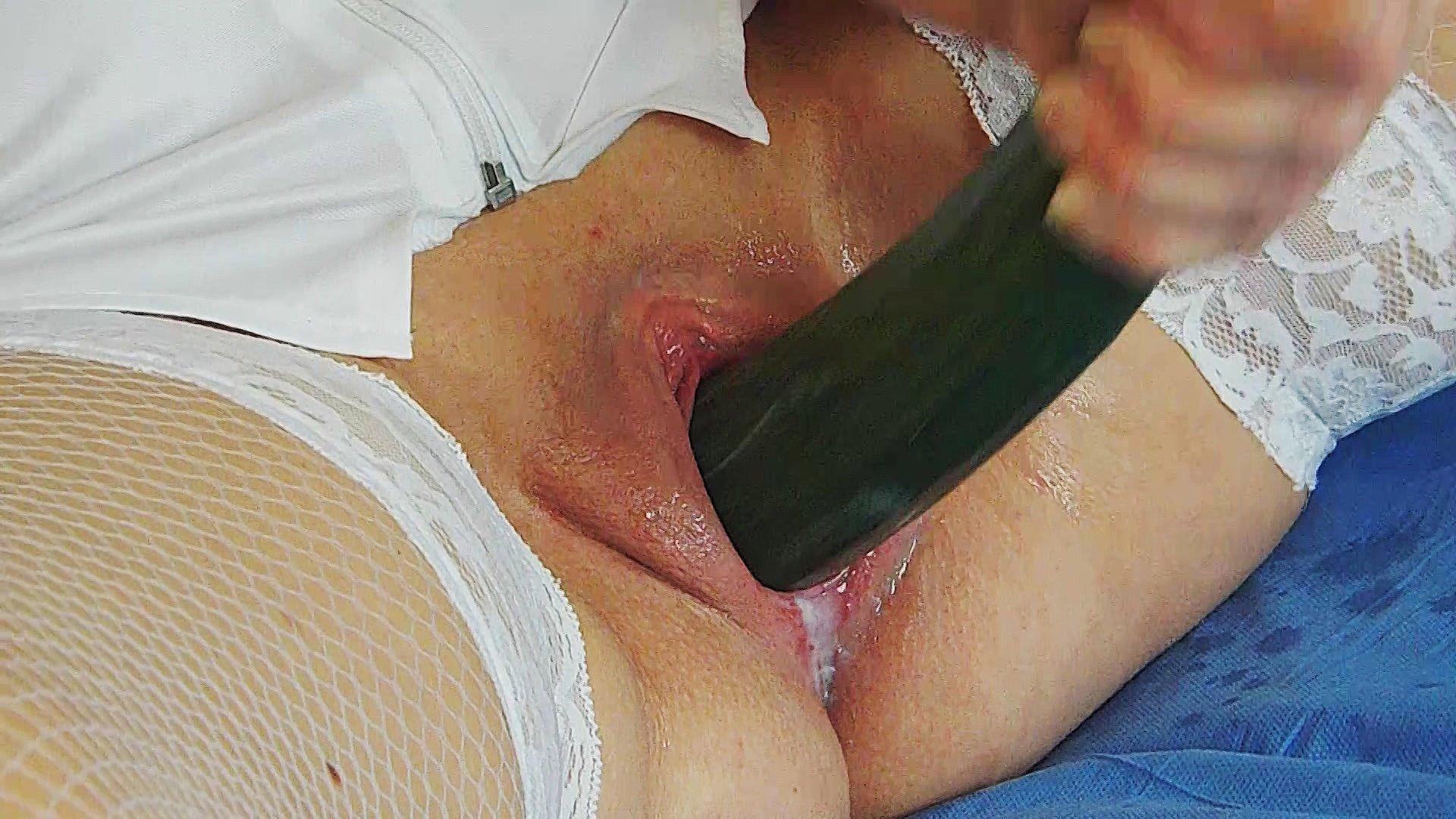 Cucumber Fuck