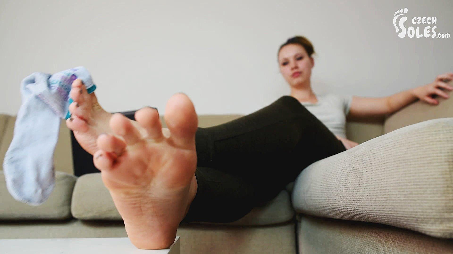 Lesbian Foot Worship Socks