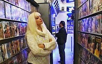 sex shop porno video
