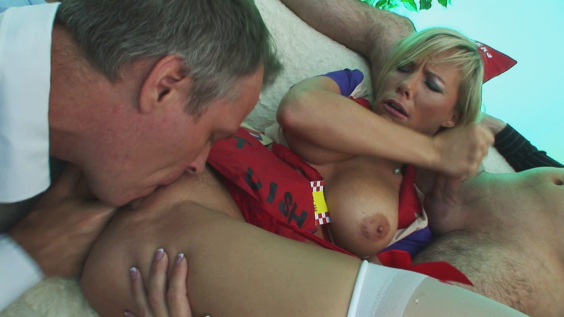 Lusty Slut Gives Head Before Wild Fucking In The Living Room By Hot Sex Party XHamster Premium