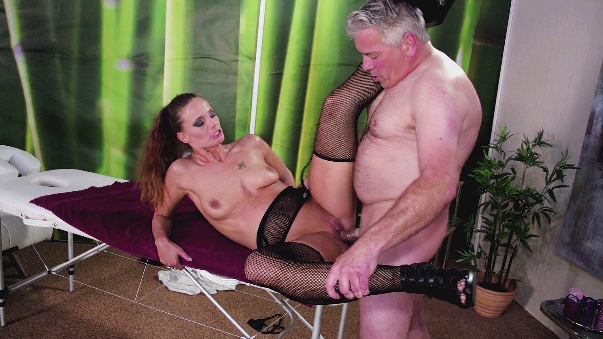 Porno Massage Deutsch