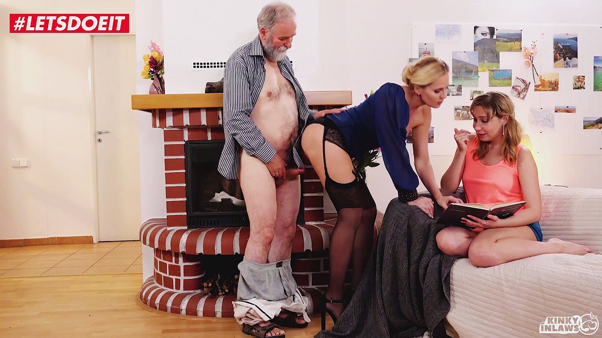 Kinky In Laws