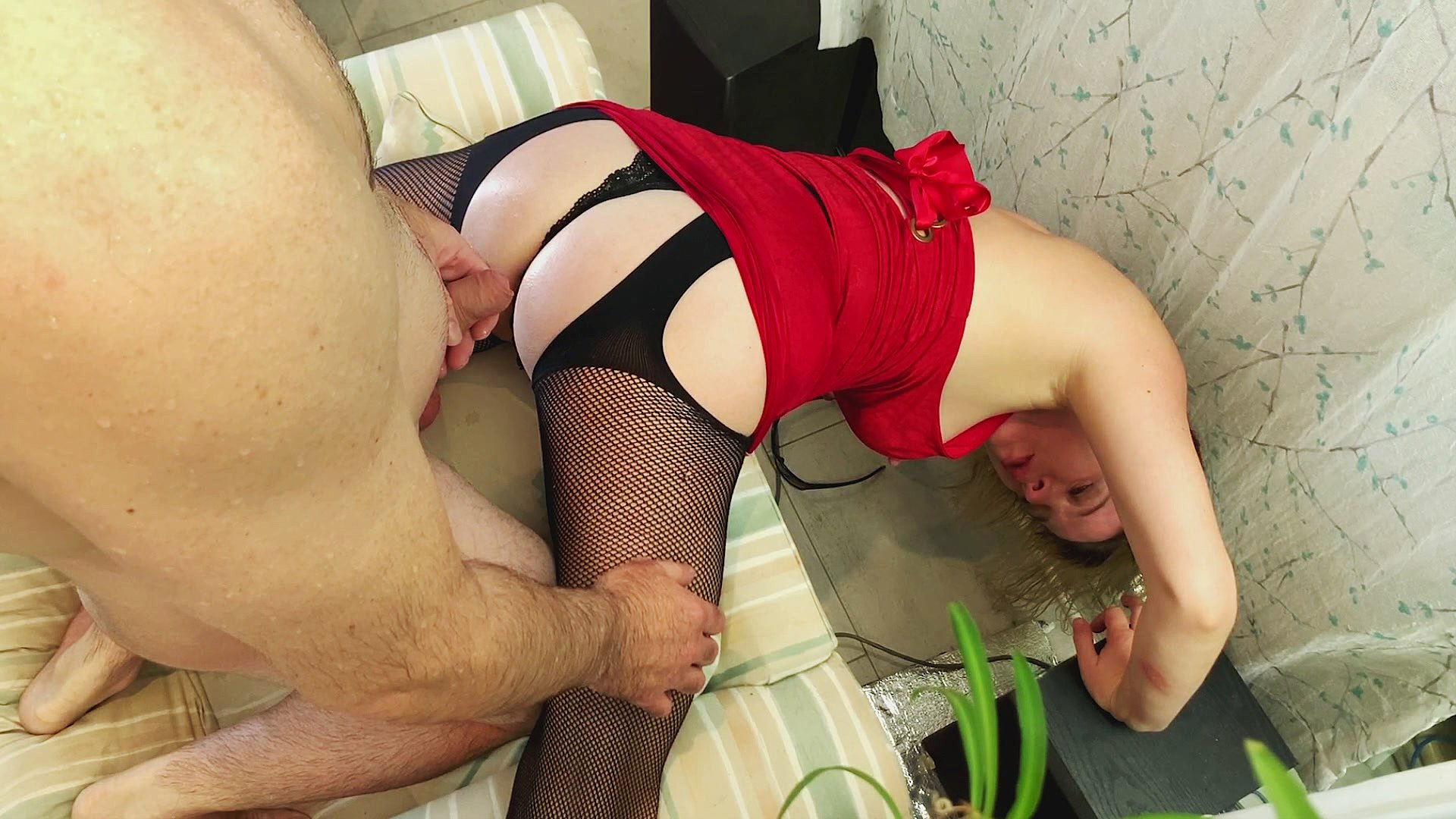 Stuck and fucked